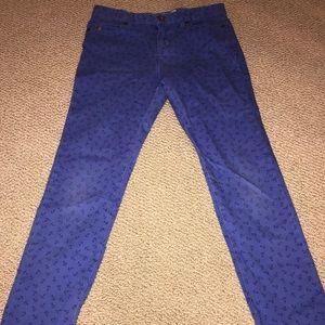 Vineyard Vines anchor jeans